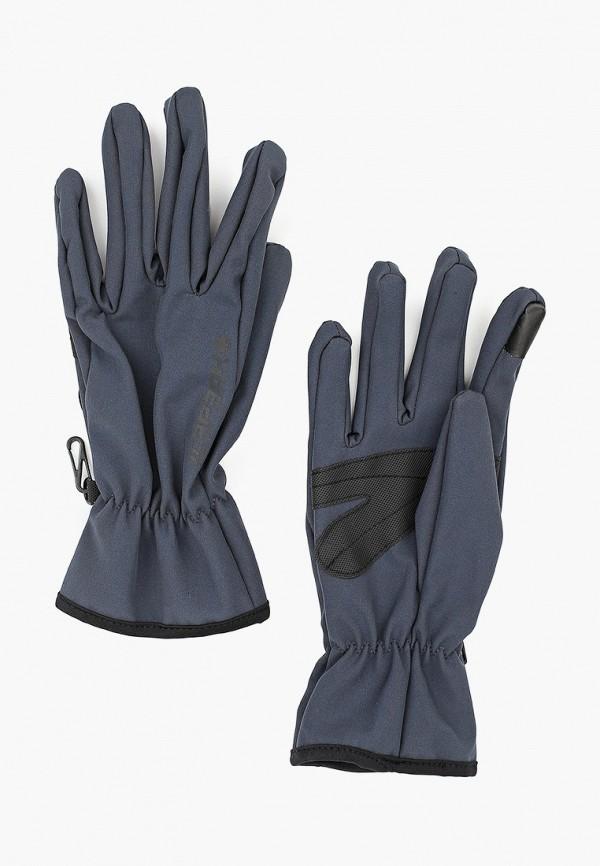 женские перчатки icepeak, синие