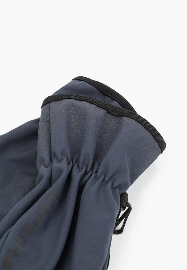 Фото 2 - Перчатки Icepeak серого цвета