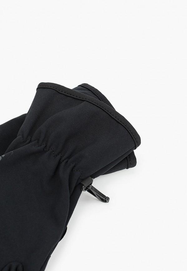 Фото 2 - Перчатки Icepeak черного цвета