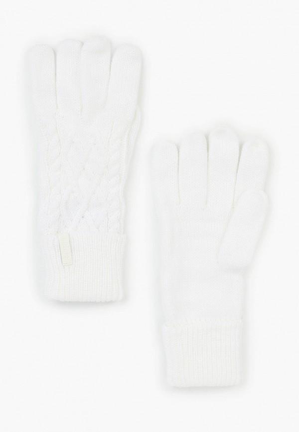 женские перчатки icepeak, белые