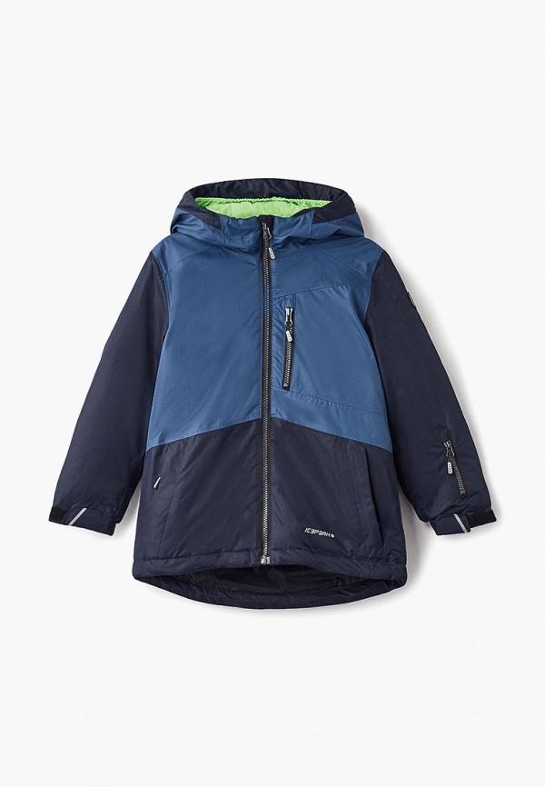 Купить Куртка утепленная Icepeak, ic647ebcogt1, синий, Осень-зима 2018/2019