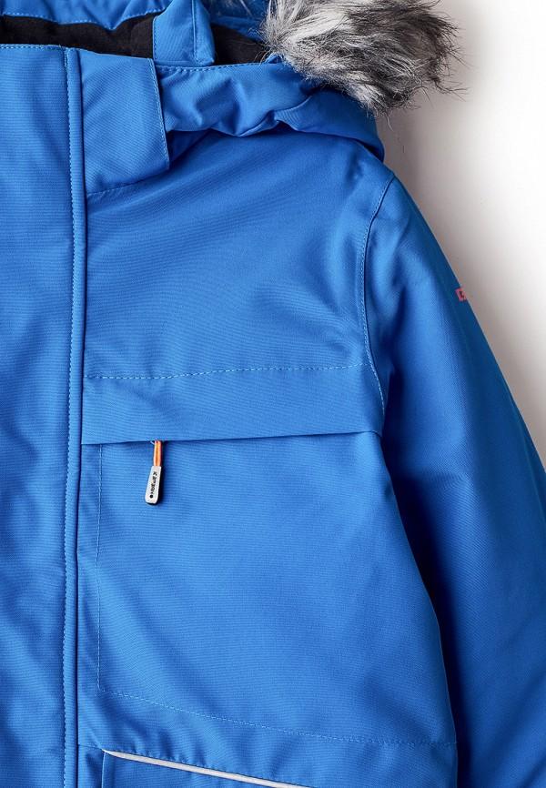 Фото 3 - Парка Icepeak голубого цвета