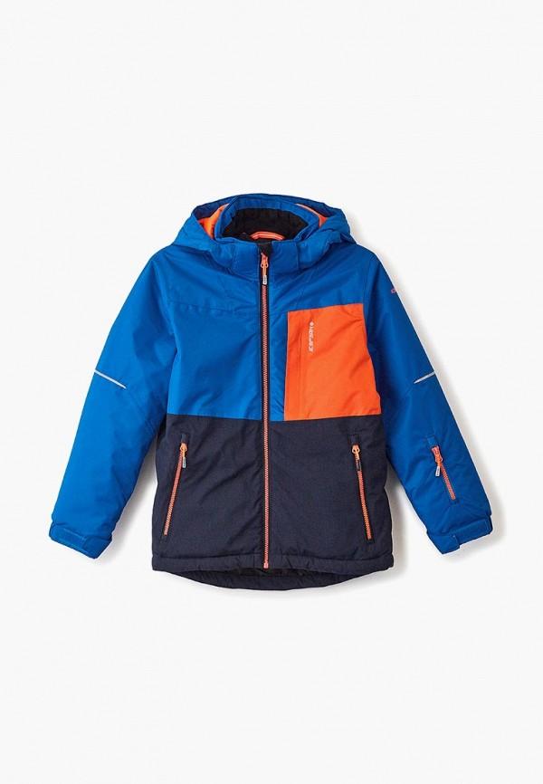 горнолыжные куртка icepeak для мальчика, синяя