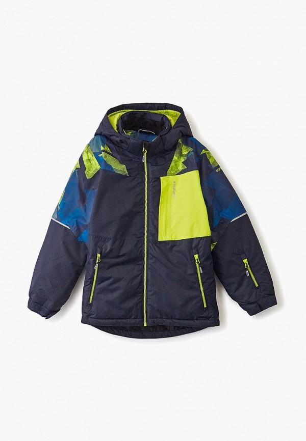 горнолыжные куртка icepeak для мальчика, разноцветная