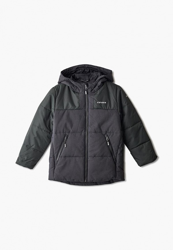 куртка icepeak для мальчика, хаки
