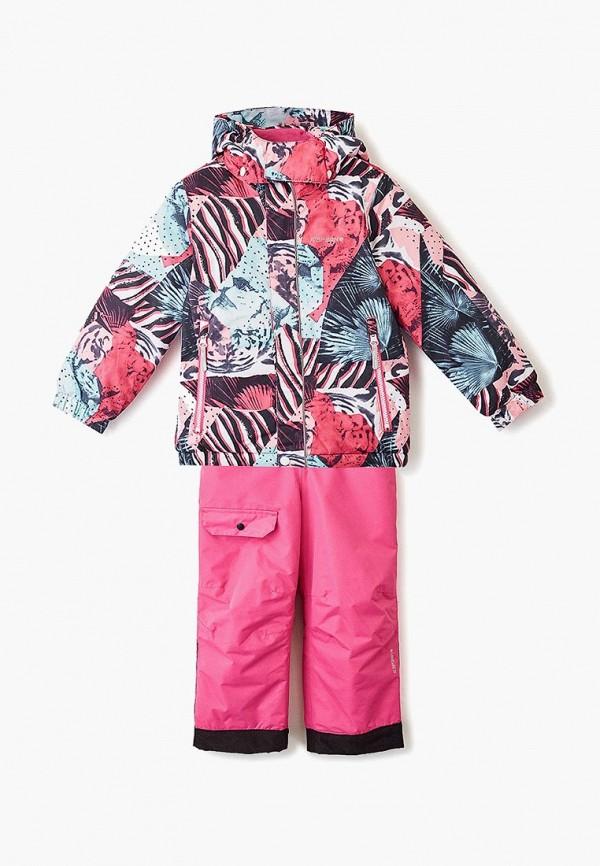 комбинезоны и костюмы icepeak для девочки, разноцветные