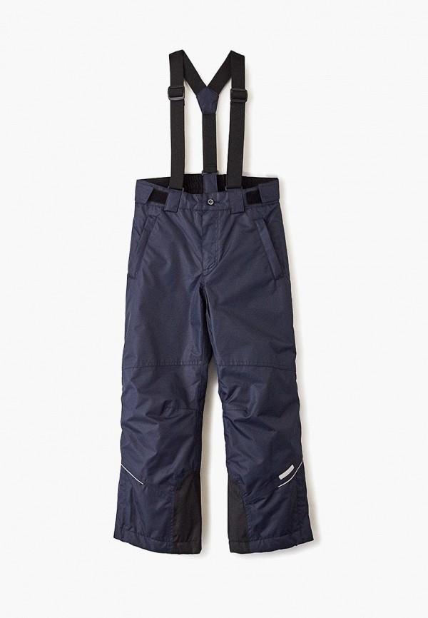 утепленные брюки icepeak малыши, синие