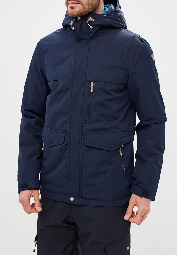 Купить Куртка горнолыжная Icepeak, TEDDY, IC647EMCOSO8, синий, Осень-зима 2018/2019
