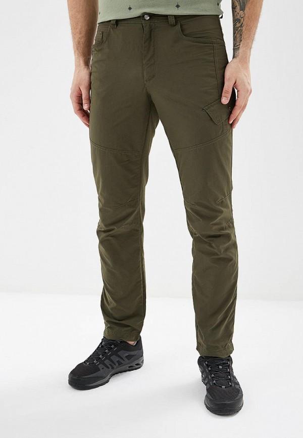 мужские брюки icepeak, зеленые