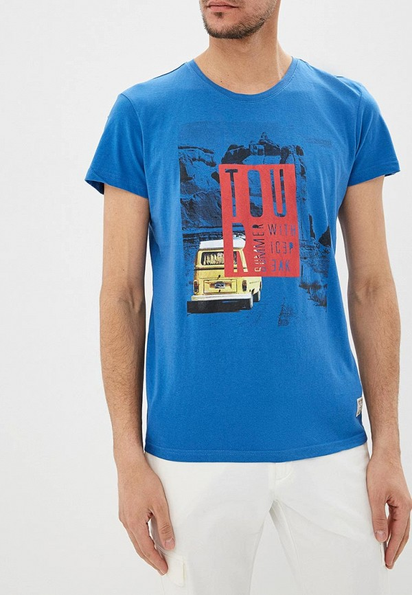 Футболка Icepeak Icepeak IC647EMETUZ5 футболка мужская icepeak цвет темно синий 757723689iv 390 размер m 50