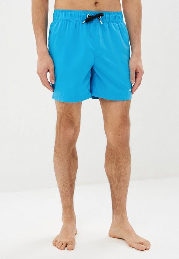 мужские спортивные спортивные шорты icepeak, голубые