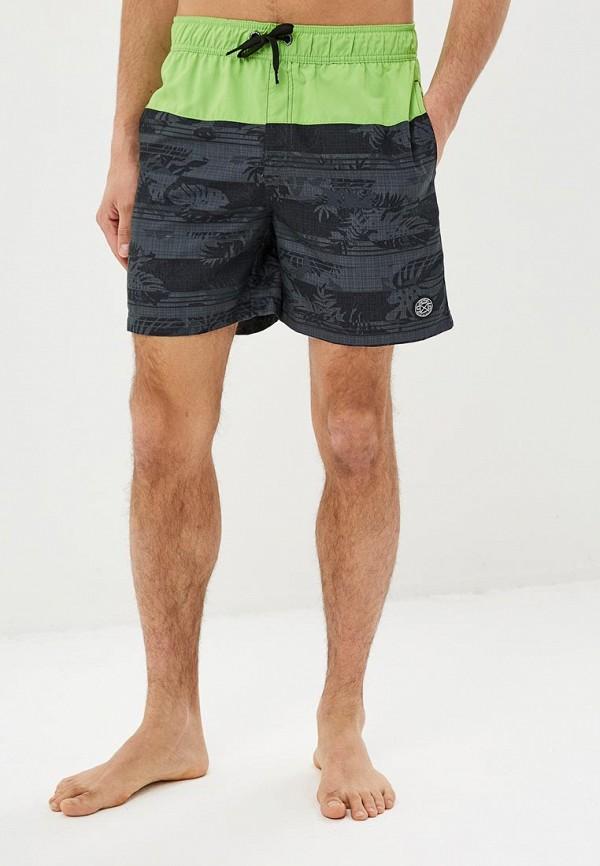 мужские спортивные спортивные шорты icepeak, черные