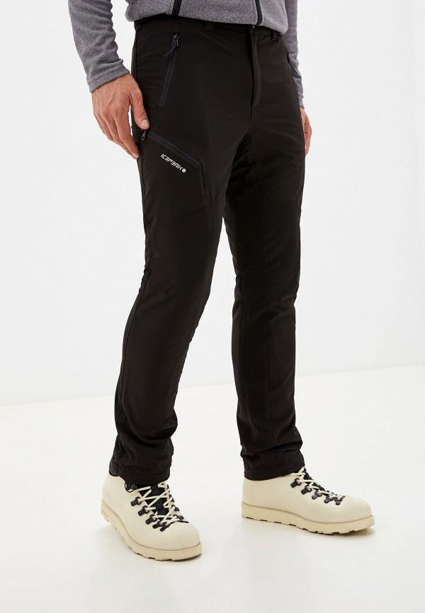 мужские спортивные брюки icepeak, черные