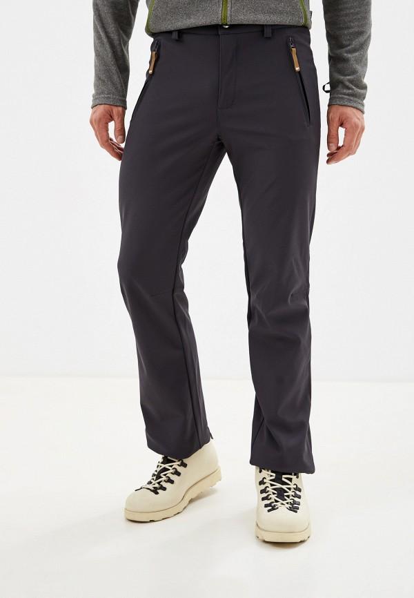 мужские спортивные брюки icepeak, серые