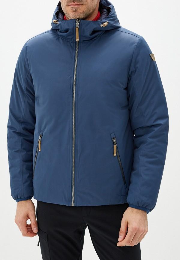 Фото 2 - Куртку утепленная Icepeak синего цвета