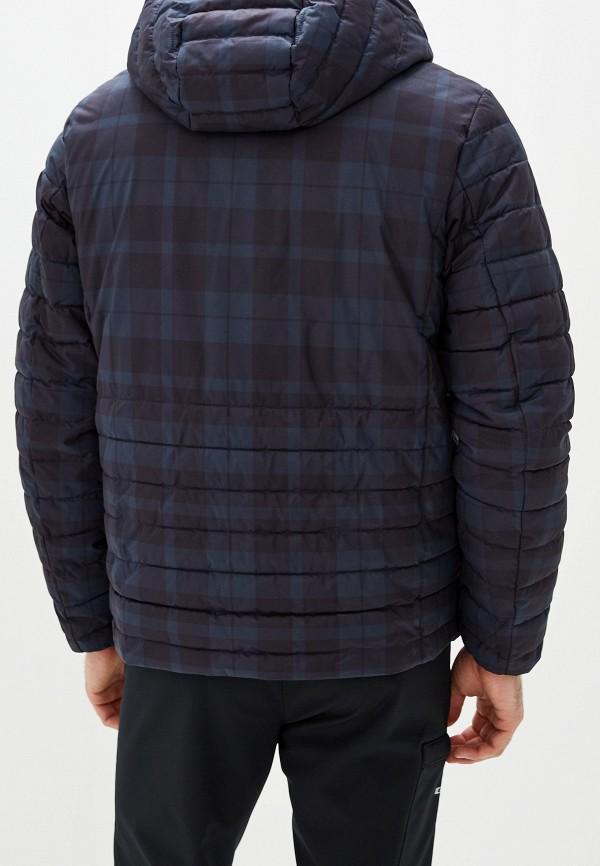 Фото 4 - Куртку утепленная Icepeak синего цвета