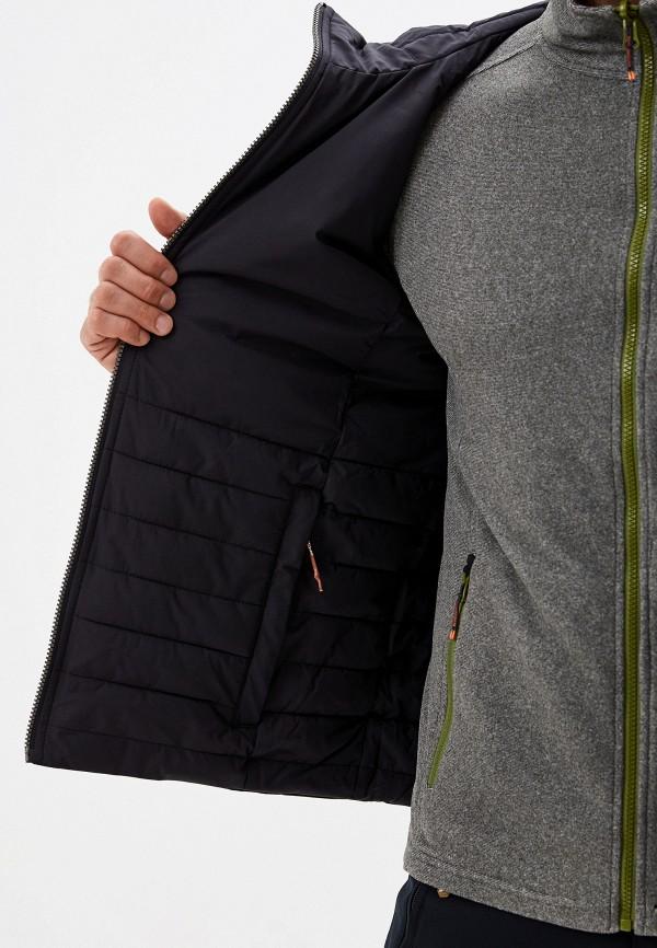 Фото 5 - Куртку утепленная Icepeak черного цвета