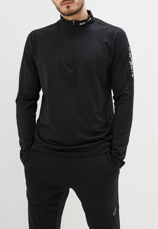 мужская олимпийка icepeak, черная