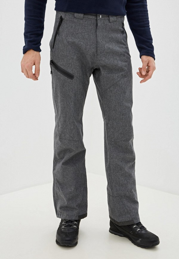 мужские брюки icepeak, серые