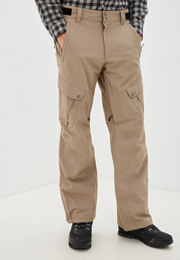 мужские брюки icepeak, бежевые