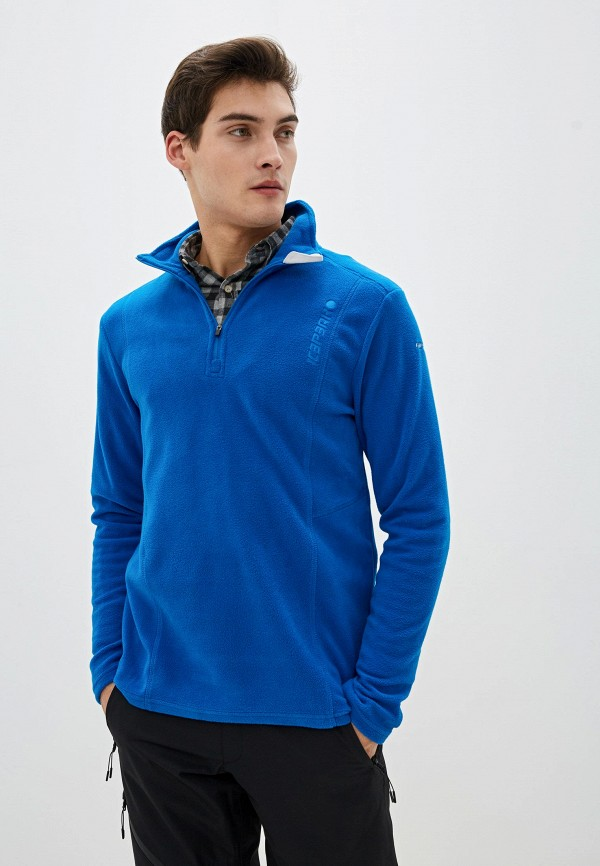 мужская олимпийка icepeak, синяя