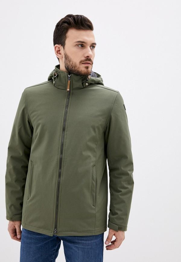 мужская куртка icepeak, хаки