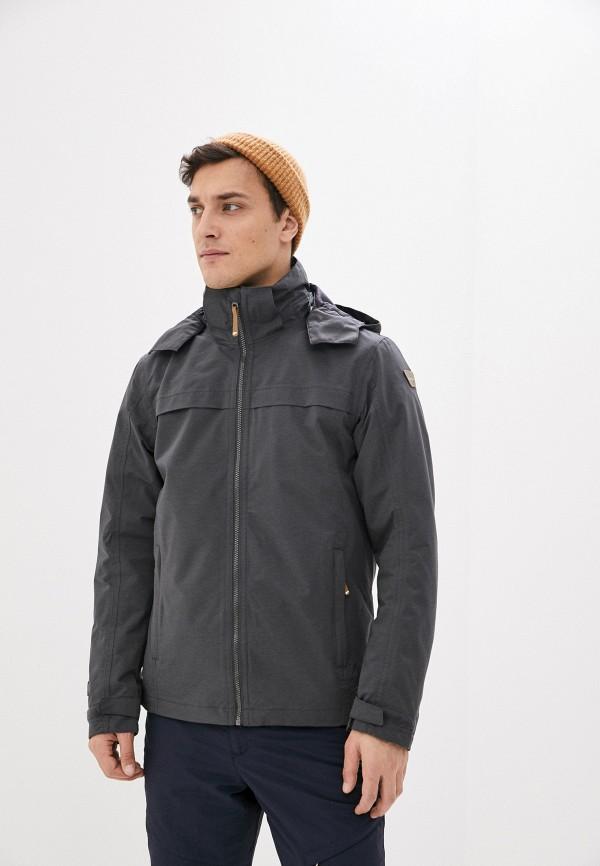 мужская куртка icepeak, серая