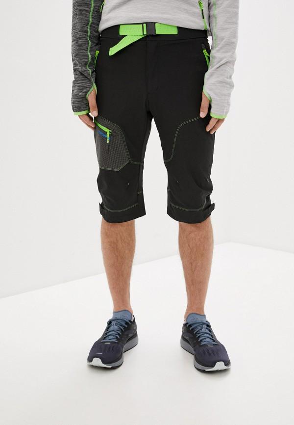 мужские спортивные шорты icepeak, черные