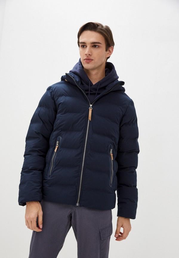 мужская куртка icepeak, синяя