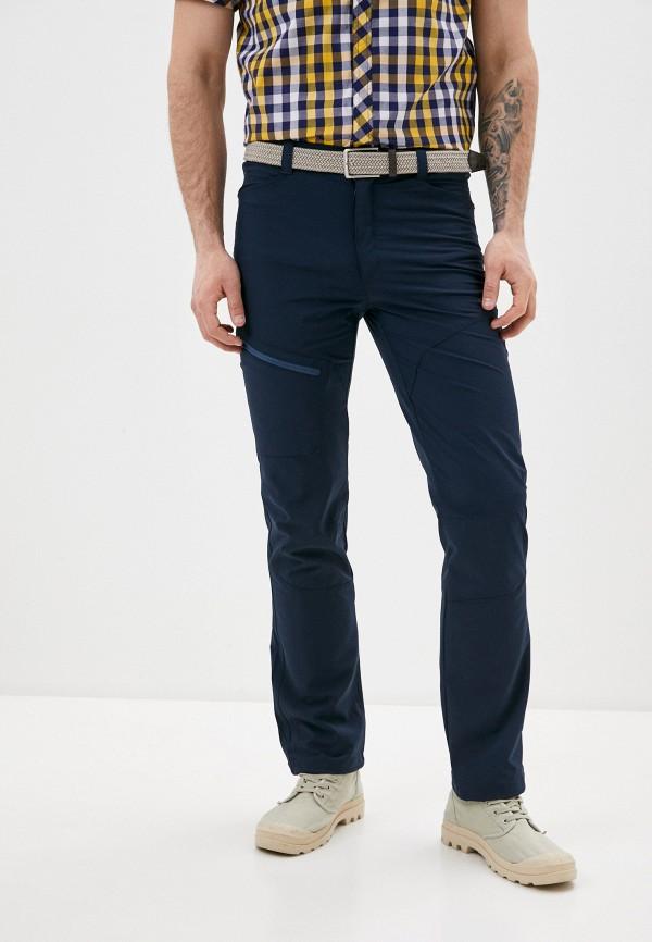 мужские брюки icepeak, синие
