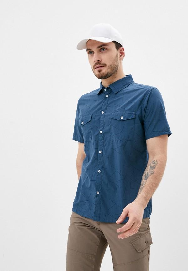 мужская рубашка icepeak, синяя
