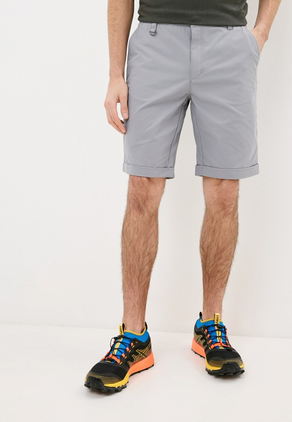 мужские шорты icepeak, серые