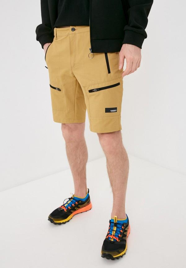 мужские шорты icepeak, бежевые