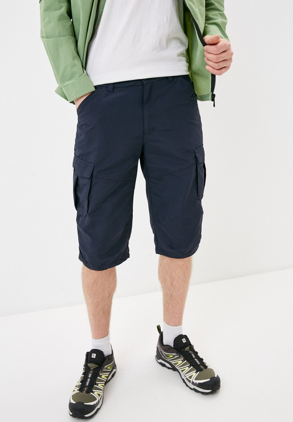 мужские шорты icepeak, синие
