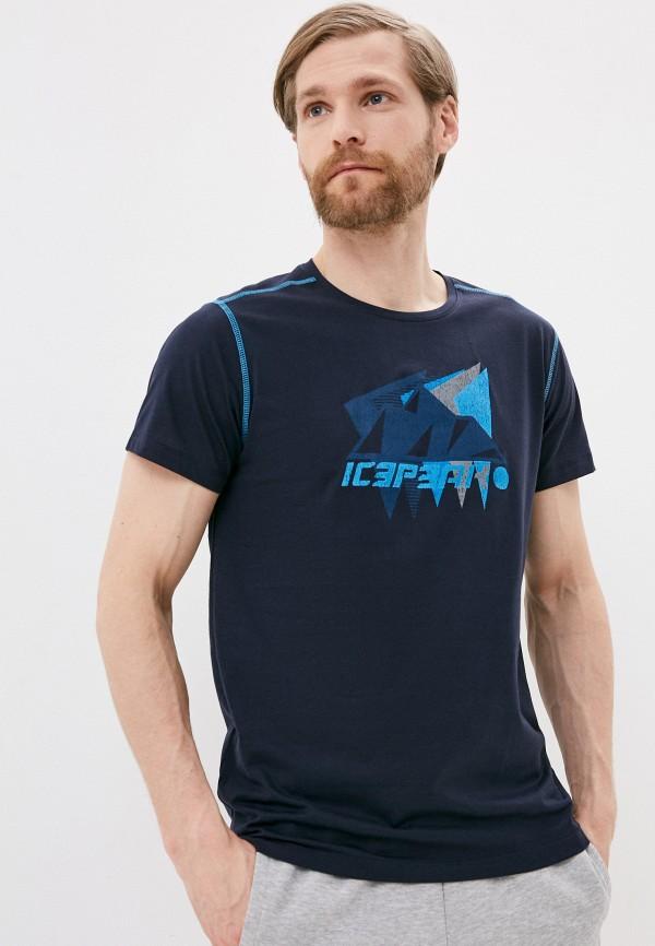 мужская спортивные футболка icepeak, синяя