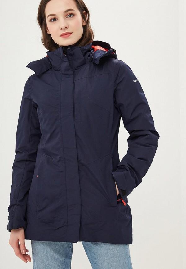 Куртка утепленная Icepeak Icepeak IC647EWERSX1 цена