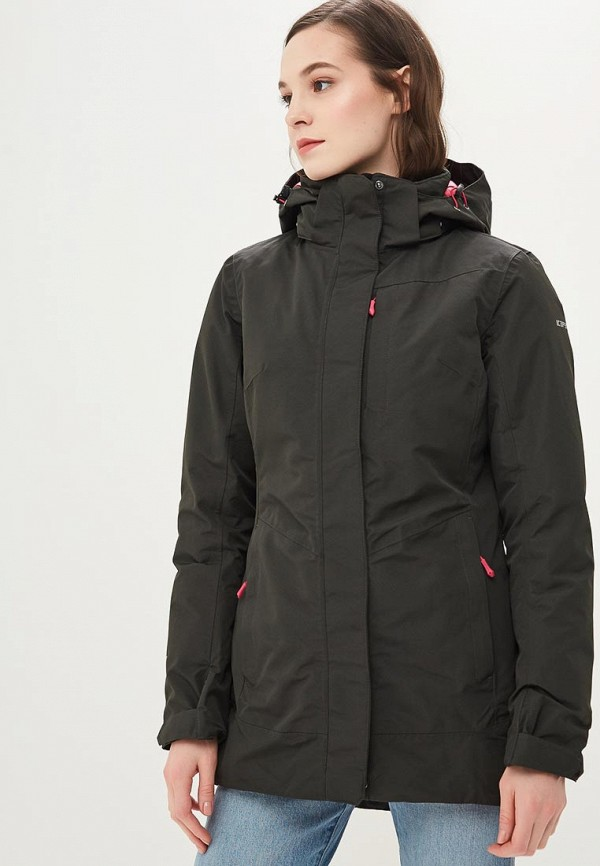 все цены на Куртка утепленная Icepeak Icepeak IC647EWERSX2 онлайн