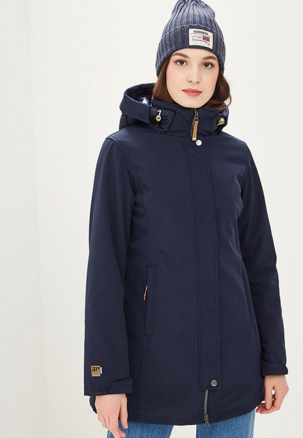 Куртка утепленная Icepeak Icepeak IC647EWERSZ2
