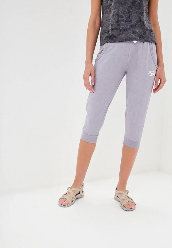 женские спортивные спортивные брюки icepeak, серые