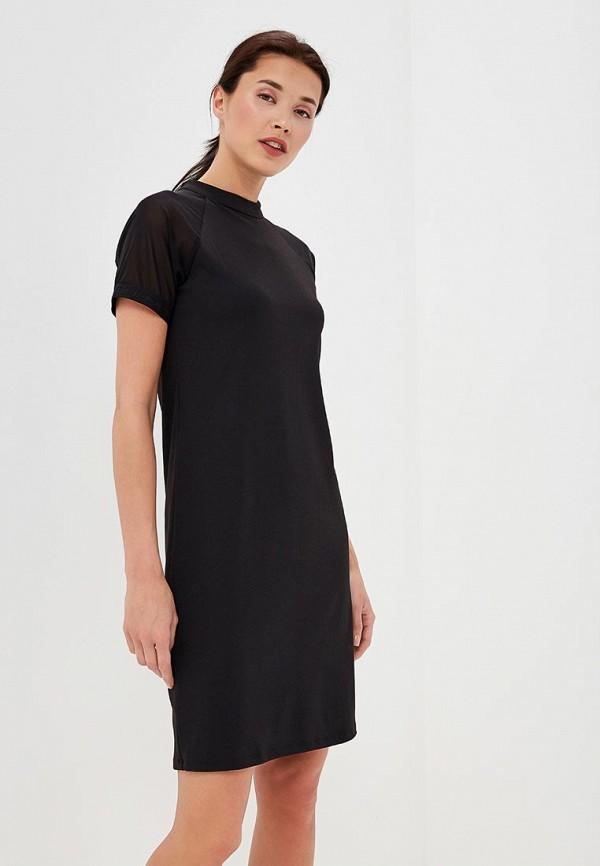 женское спортивные платье icepeak, черное