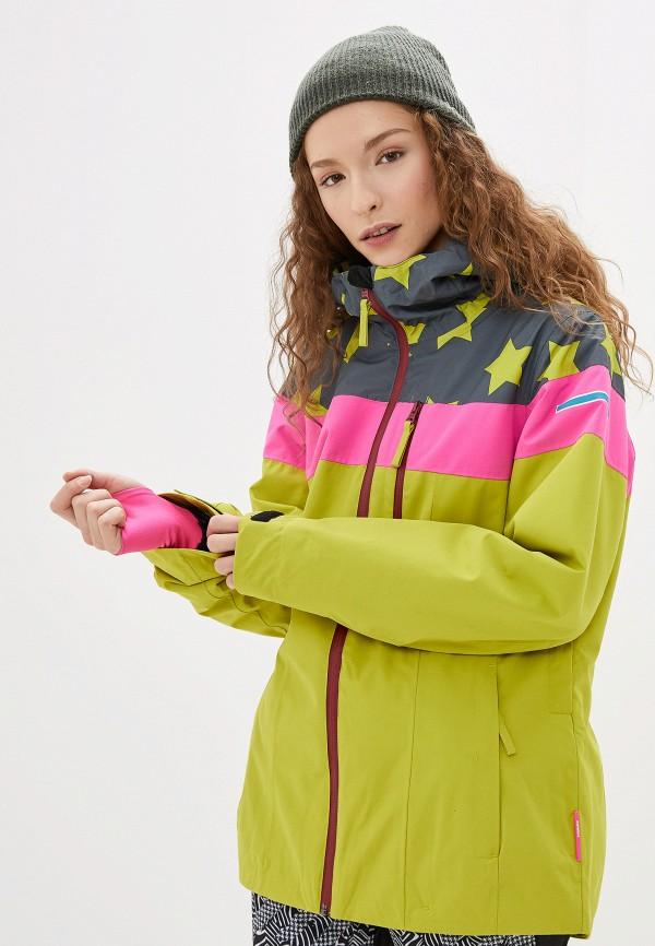 Куртка горнолыжная Icepeak Icepeak IC647EWGNXO1 цена и фото