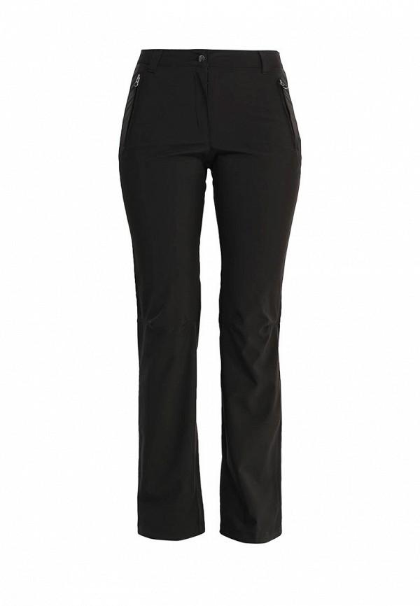 женские спортивные брюки icepeak, черные