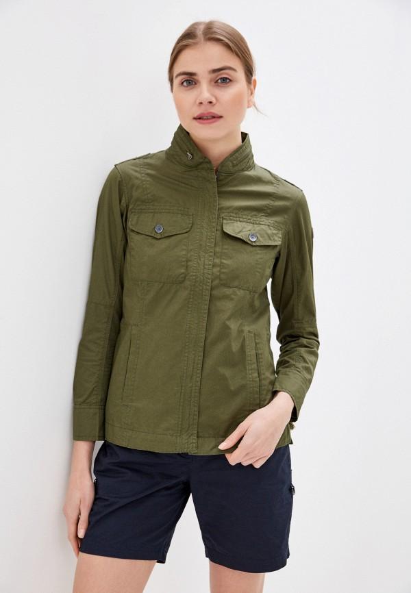 женская куртка icepeak, хаки