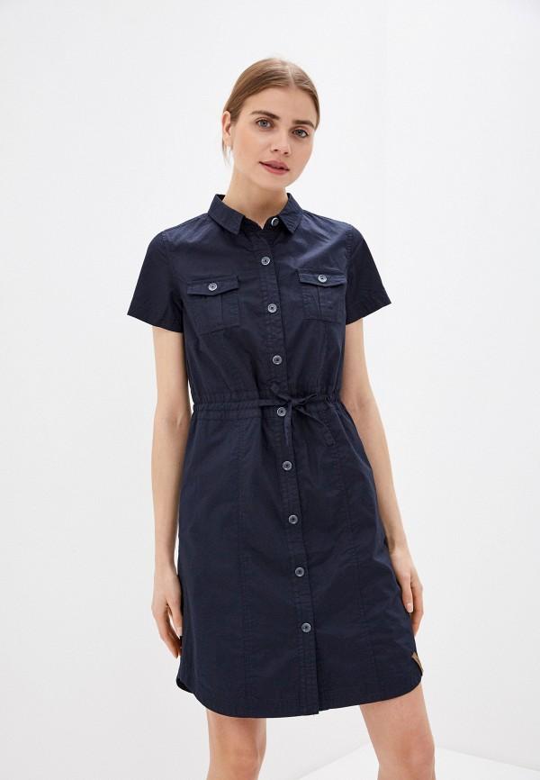 женское платье icepeak, синее