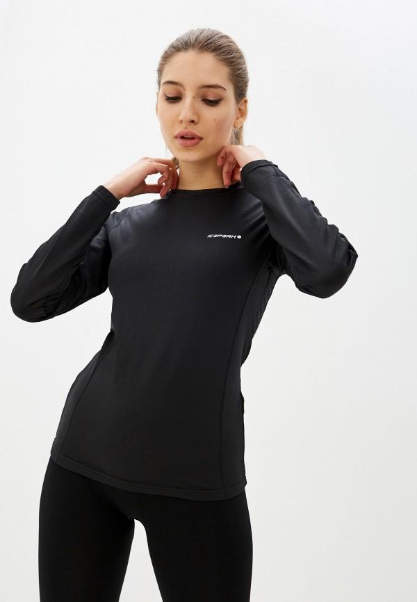 женское термобелье icepeak, черное