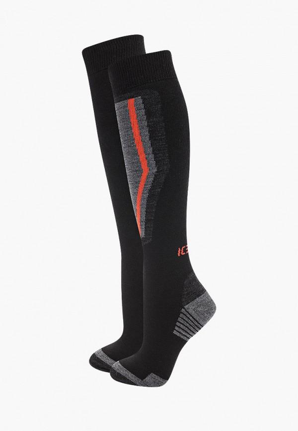 мужские носки icepeak, черные