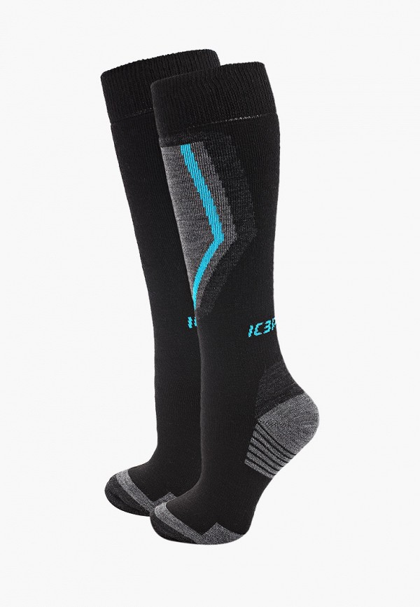 женские носки icepeak, черные