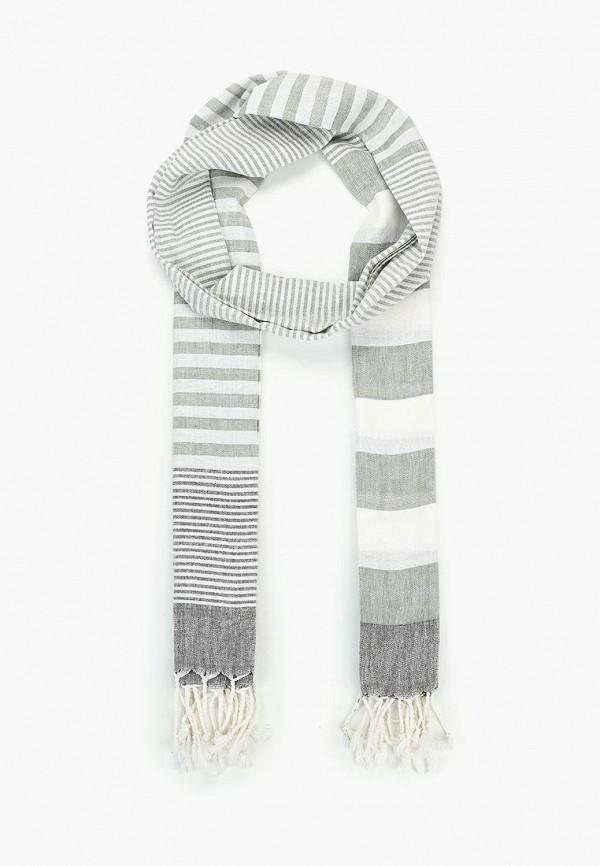 женский палантин icepeak, серый