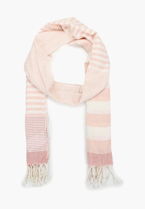 женский палантин icepeak, розовый