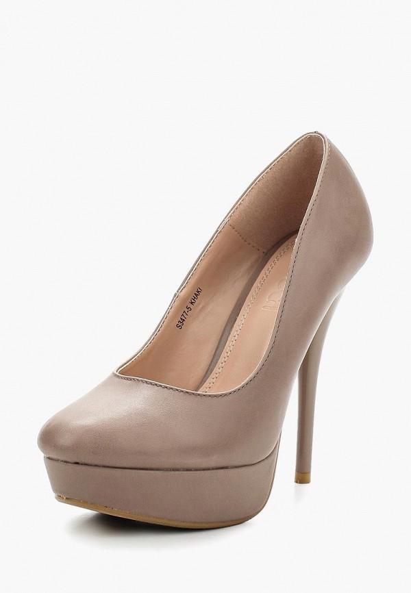 Туфли Ideal Shoes Ideal Shoes ID005AWDZI65 сандалии ideal shoes ideal shoes id005awggt60